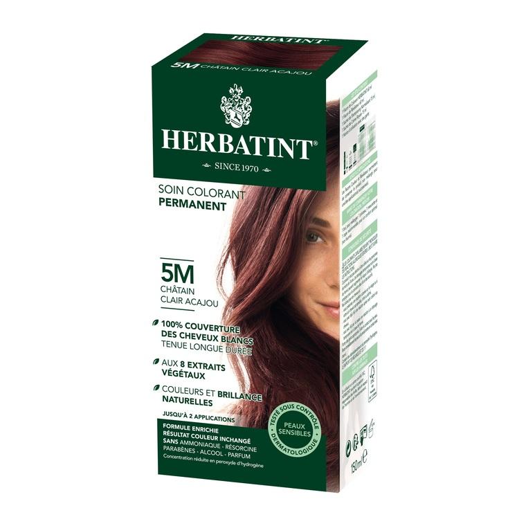 Herbatint Châtain Clair Acajou - 5M.145 ml 122849
