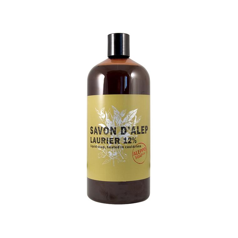 Recharge savon Alep liquide  1 L TADE PAYS DU LEVANT 128945