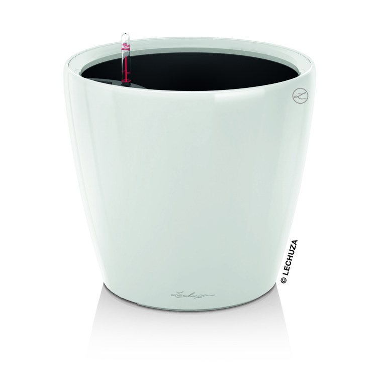 Pot à réserve d'eau Classico Blanc Ø.35 x H.33 cm 128963
