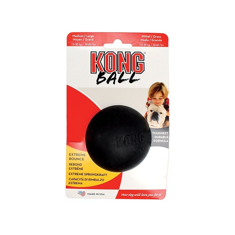 Jouet Kong extreme ball M/L