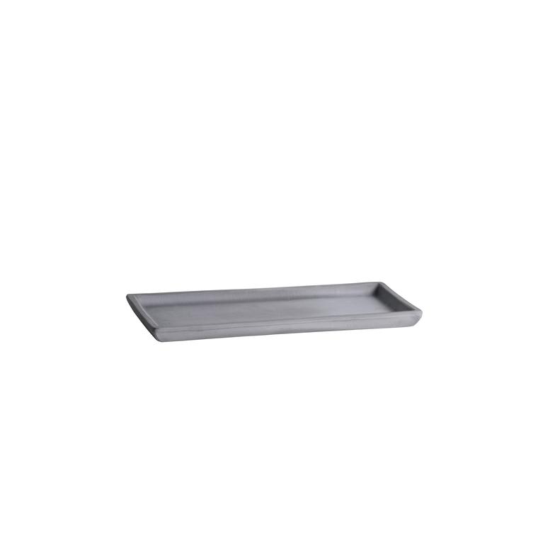Soucoupe rectangulaire L.17x32 129978
