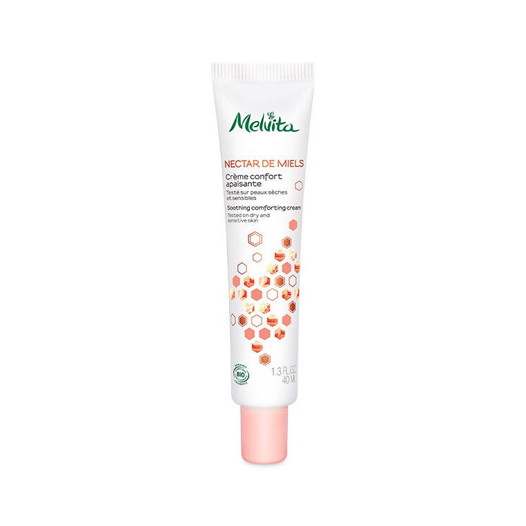 Crème veloutée légère Melvita 40 ml 130301