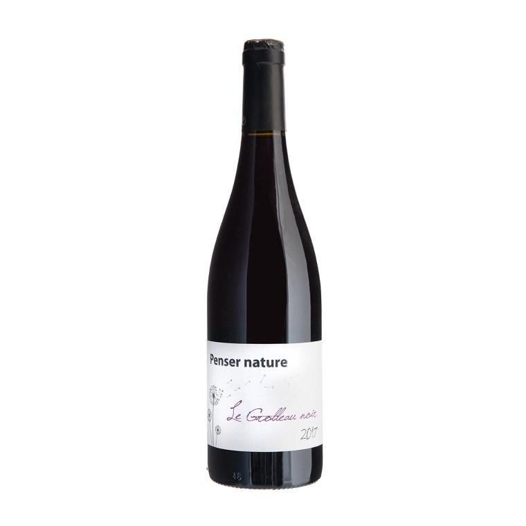 Vin de table sans sulfite,Vallée de la Loire, Le grelot noir PASSAVANT 130323