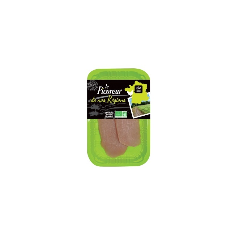 Escalope de dinde (prix au kilo) 133669