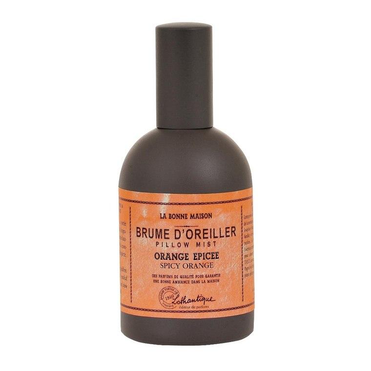 Brume d'oreiller senteur Fleur d'oranger épicée – 100 ml
