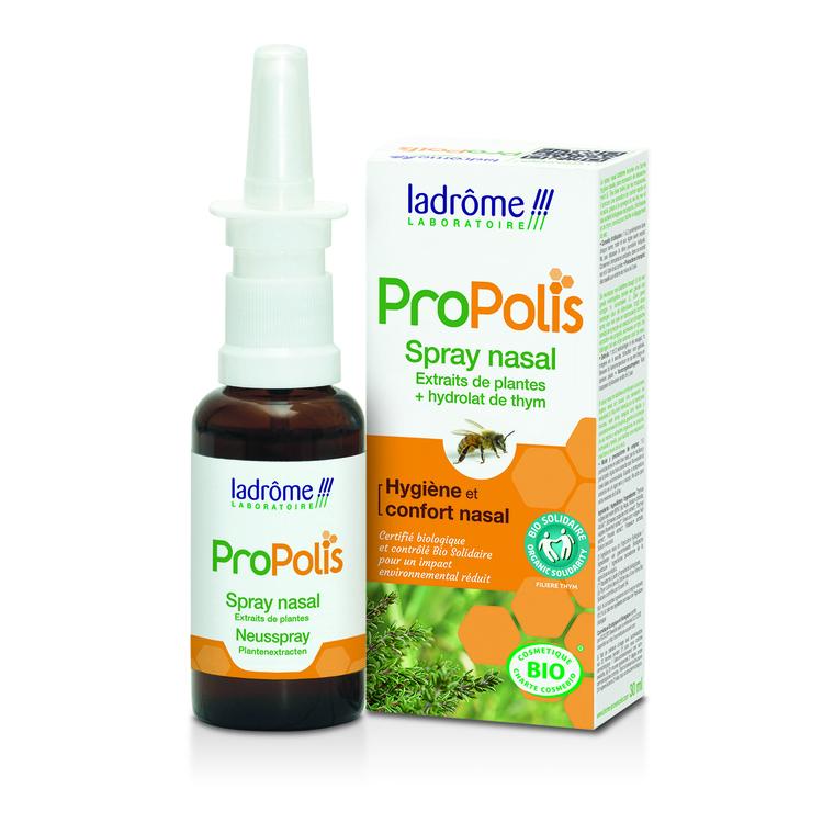 Spray nasal propolis Bio solisaire 30 ml LA DRÔME PROVENÇALE 139781