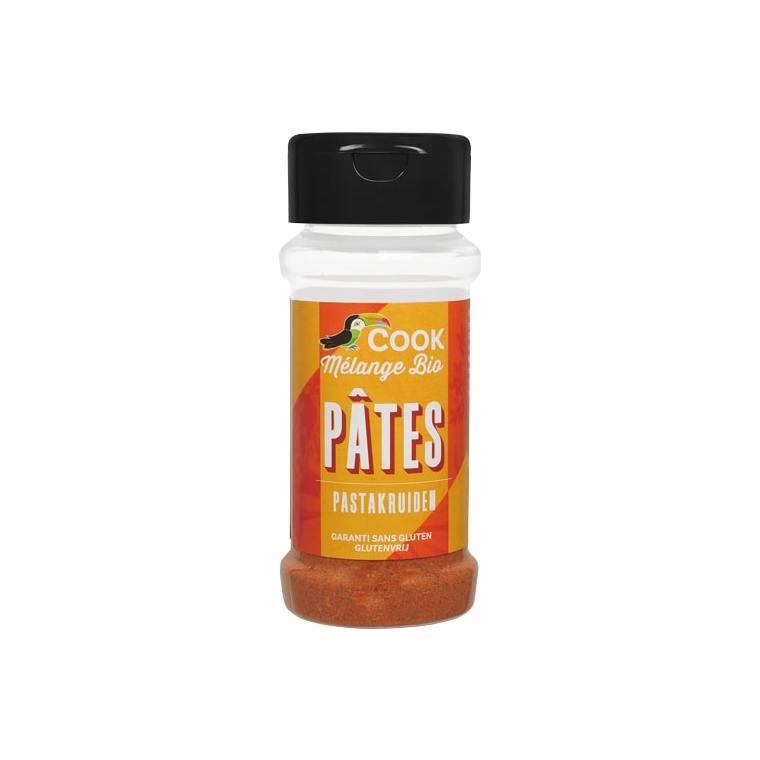 Mélange pour pâtes bio en pot de 30 g 14413