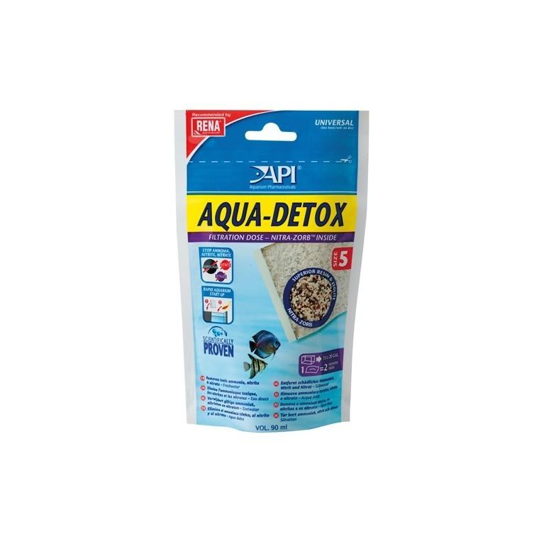Filtre aquarium API Rena Aqua Detox size 5 x1