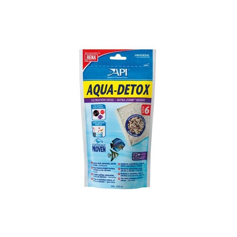 Filtre aquarium API Rena Aqua Detox size 6 x1 14656
