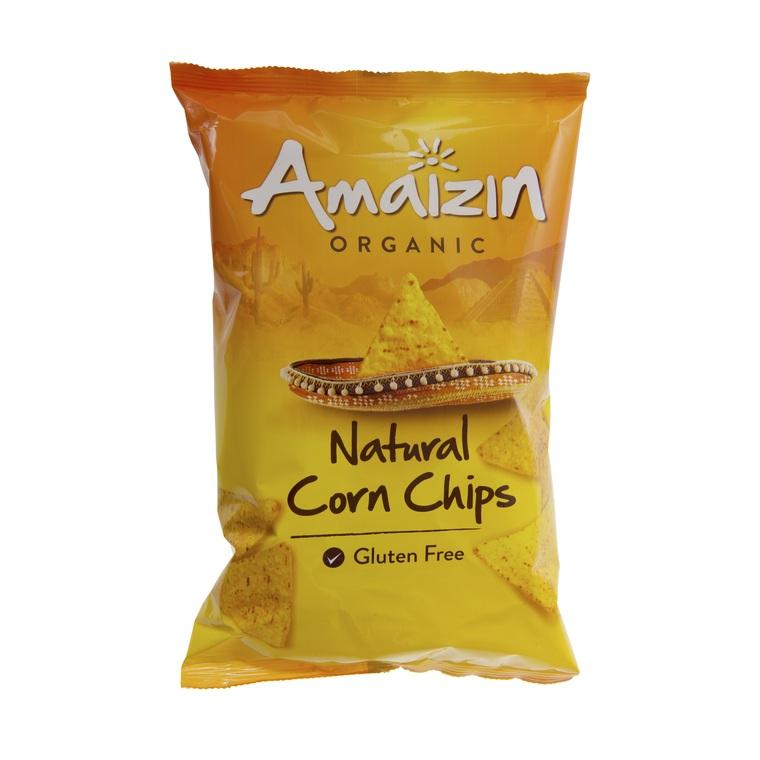 Chips maïs nature - 150 gr
