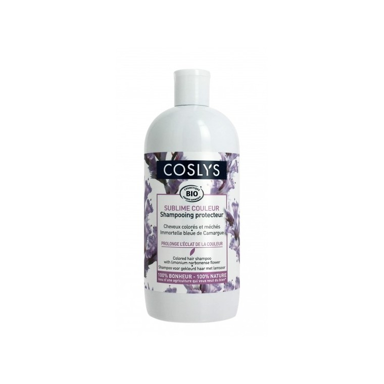 Shampooing cheveux colorés 500 ml COSLYS