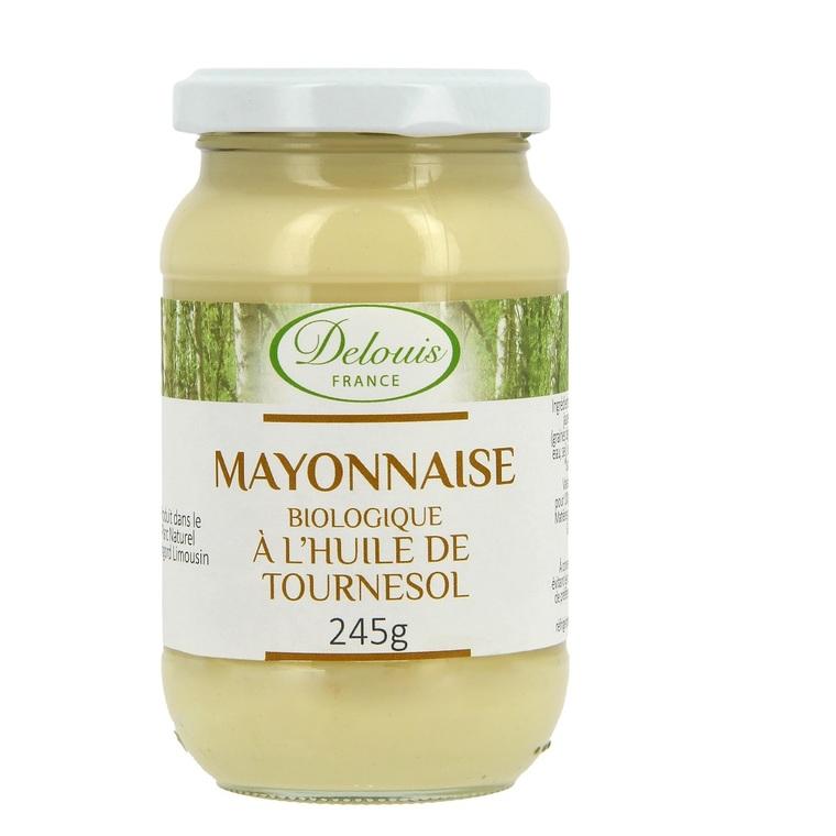 Mayonnaise Delouis 245g 150738