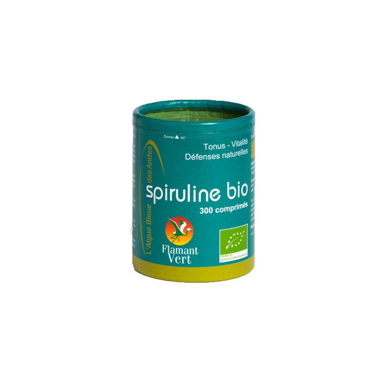 Spiruline bio 500 mg 151069