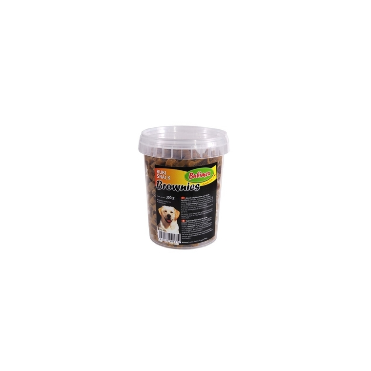 Brownies snacks Bubimex 300 g