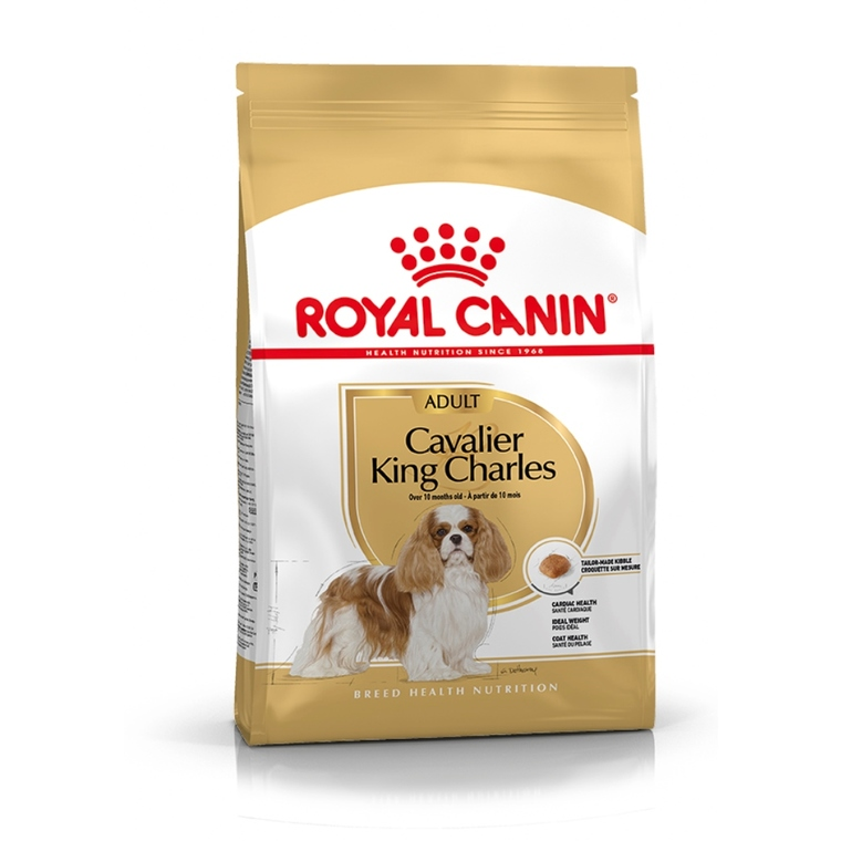 Croquette 3kg Cavalier King Charles adulte Royal Canin