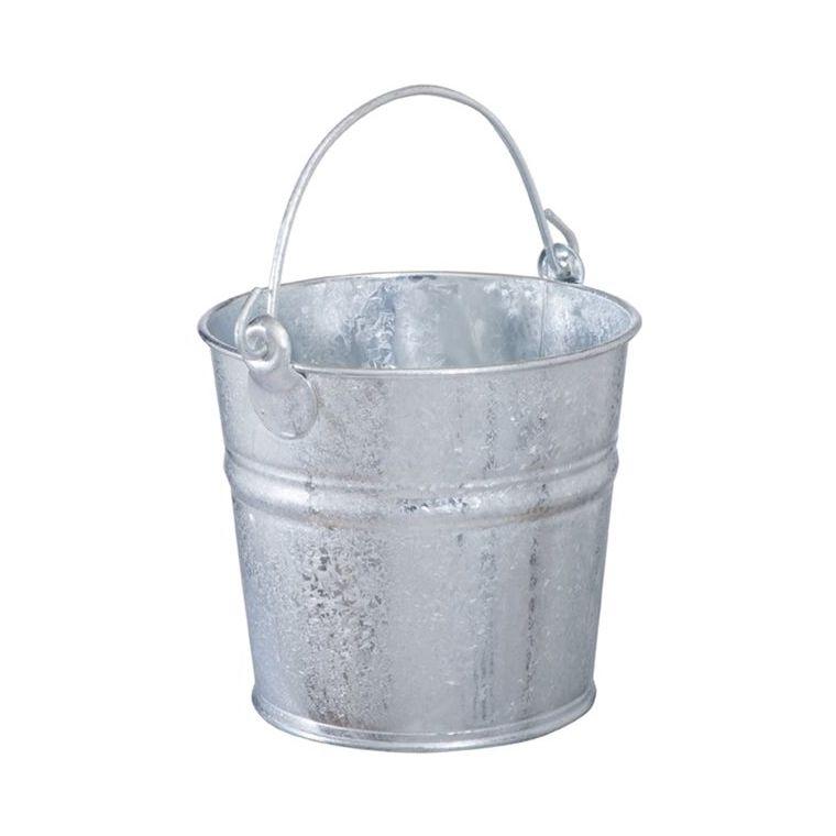 Seau à cendre gris 7,5L 152579