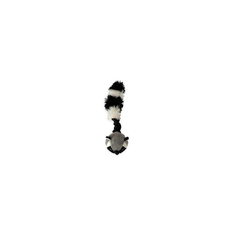 Jouet 26cm balle animaux plats pour chien 153754
