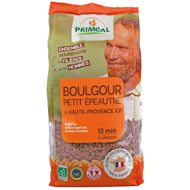 Boulgour de petit épeautre de Haute-Provence 500 g 154473