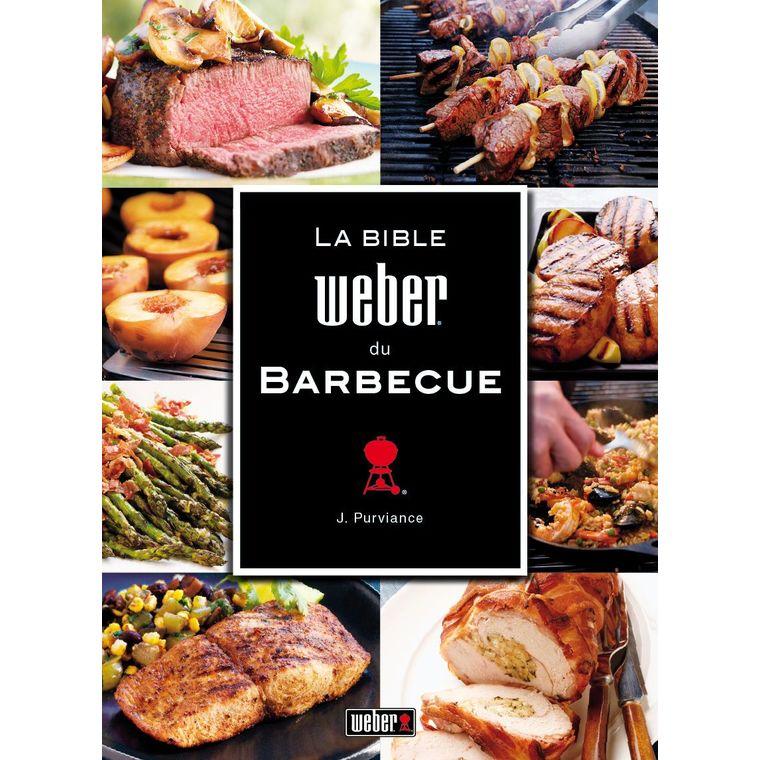 La Bible Weber du Barbecue 155446