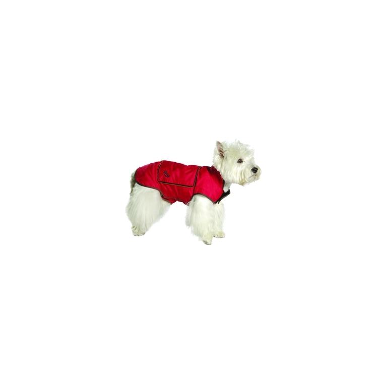 Imper Pocket rouge pour chien - taille 28 157628