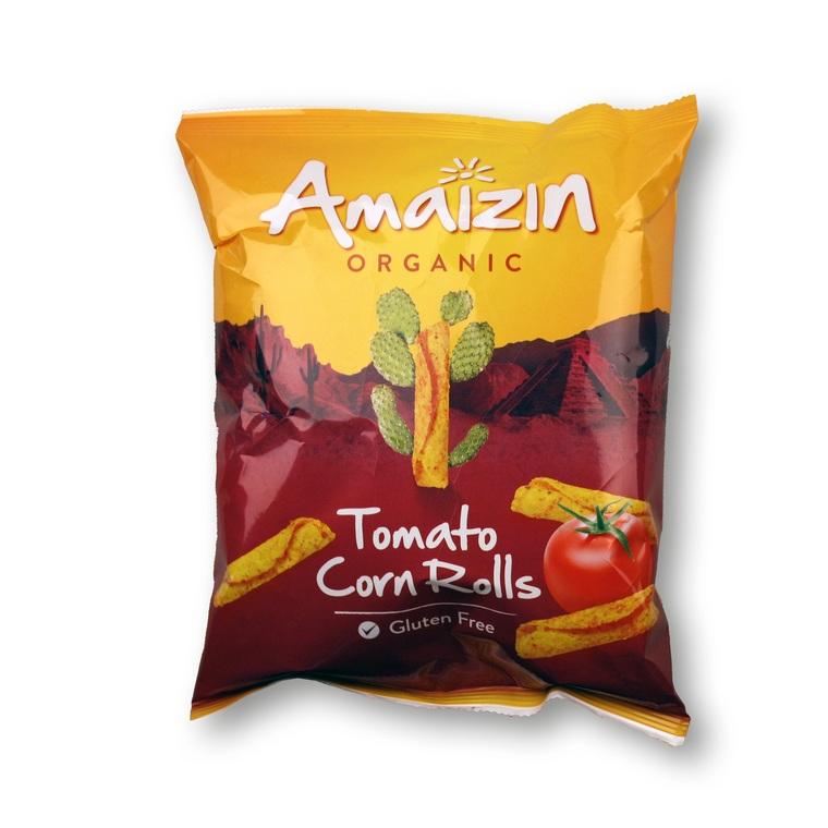 Chips Rolls à la tomate - 100 gr 158118