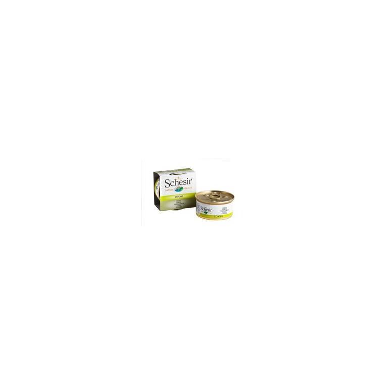 Pâtée pour chat au thon et bouillon - boite de 70 g 159198