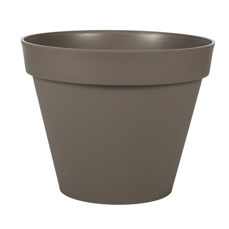 Pot TOSCANE Taupe Ø.40 x H32 cm 162718