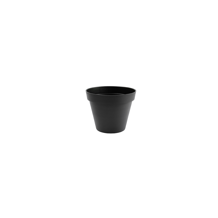 Pot TOSCANE Gris anthracite Ø.60 x H47 cm