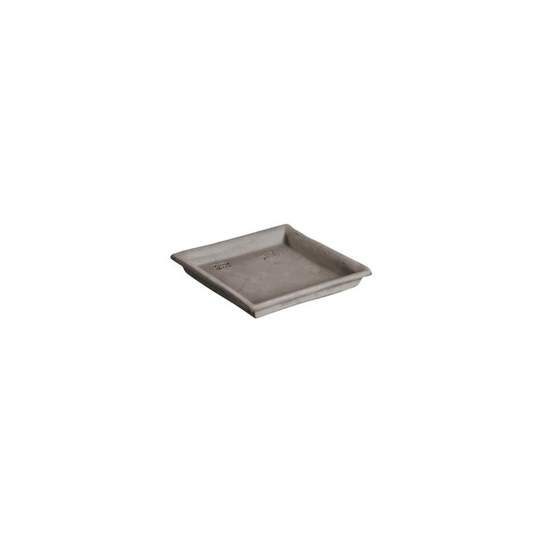 Soucoupe carrée L.20xl20 162908