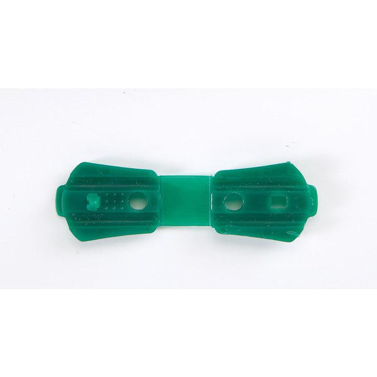 Lot de 20 clips Fixatex vert, 34 x 20 cm 163366