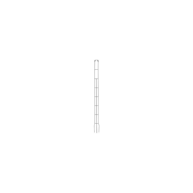 Tuteur Colonne pour Tomates de 160 cm Vert 163472