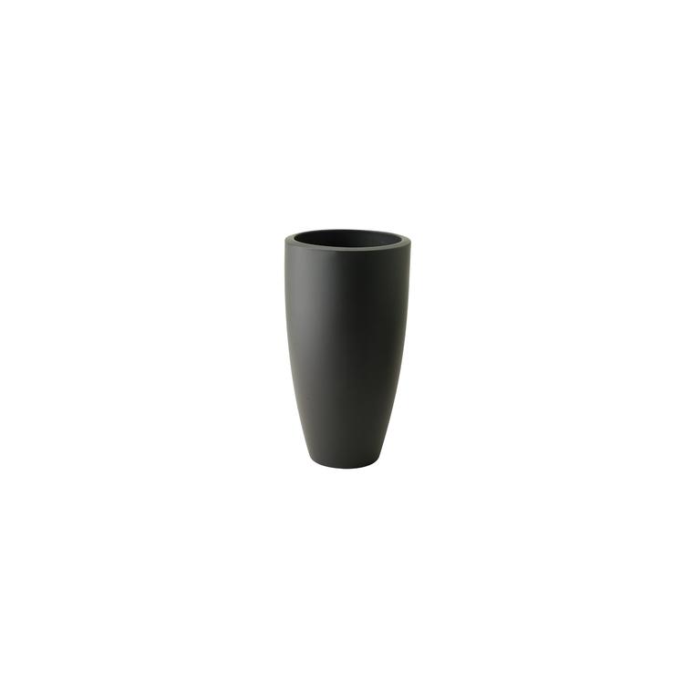 Pot 40cm Pure Soft High Elho anthracite 165270