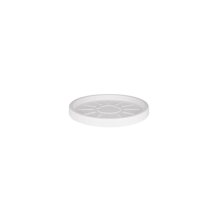 Soucoupe Pure 41 cm blanche ELHO 165322