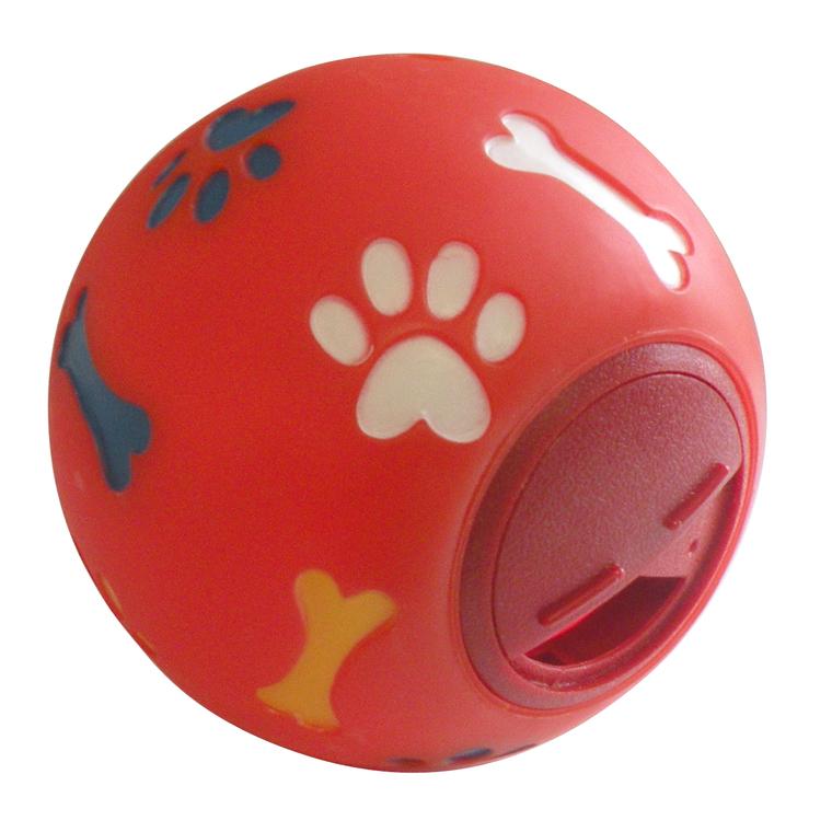 Balle à friandises pour chien - 12 cm 167283