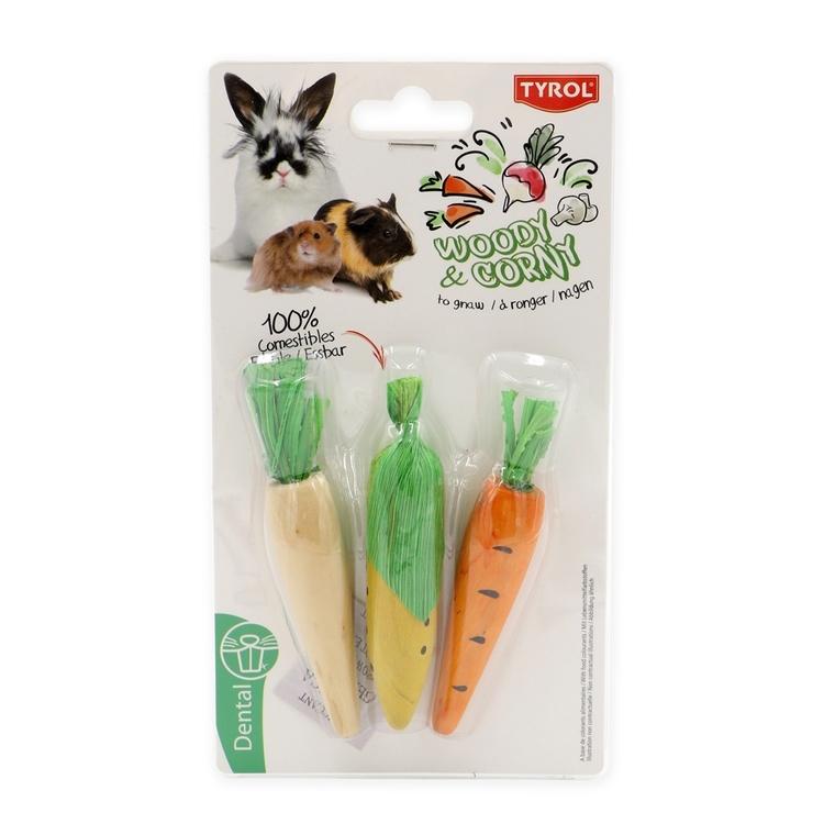 Croq'légumes pour rongeurs 167323