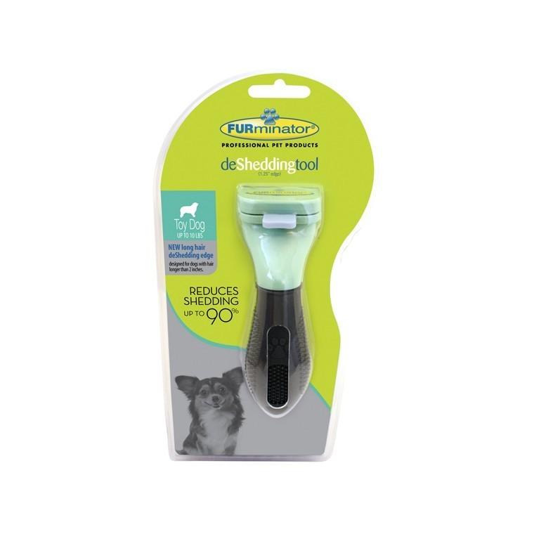 Brosse Furminator XS chiens poils longs