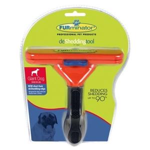 Brosse Furminator chiens poils courts XL