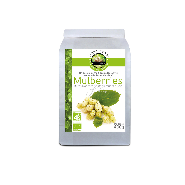 Mulberries Bio - 400 g 169364