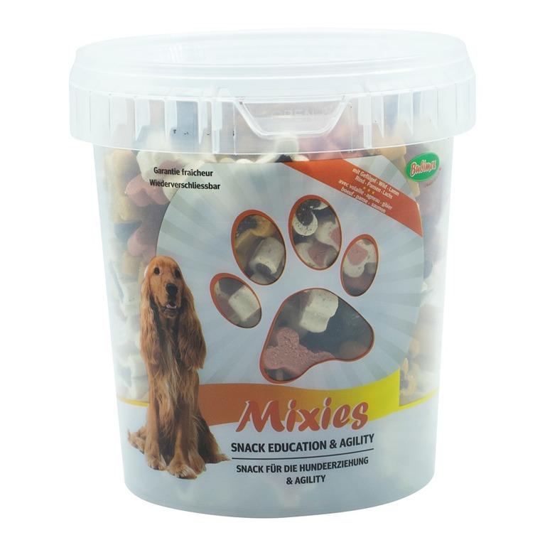 Pot de snacks extrudés mixies Bubimex 500 g