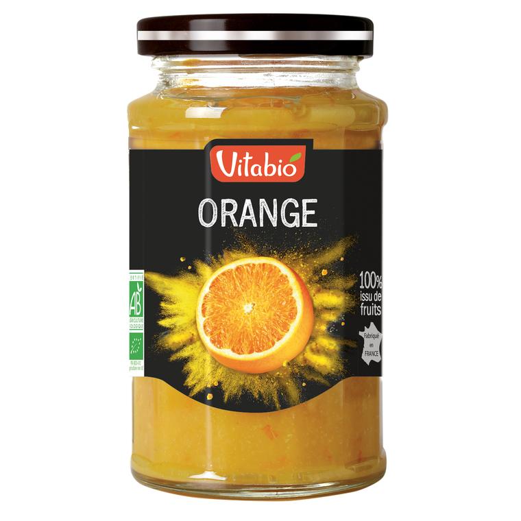 Délice Orange bio 290 g 171311