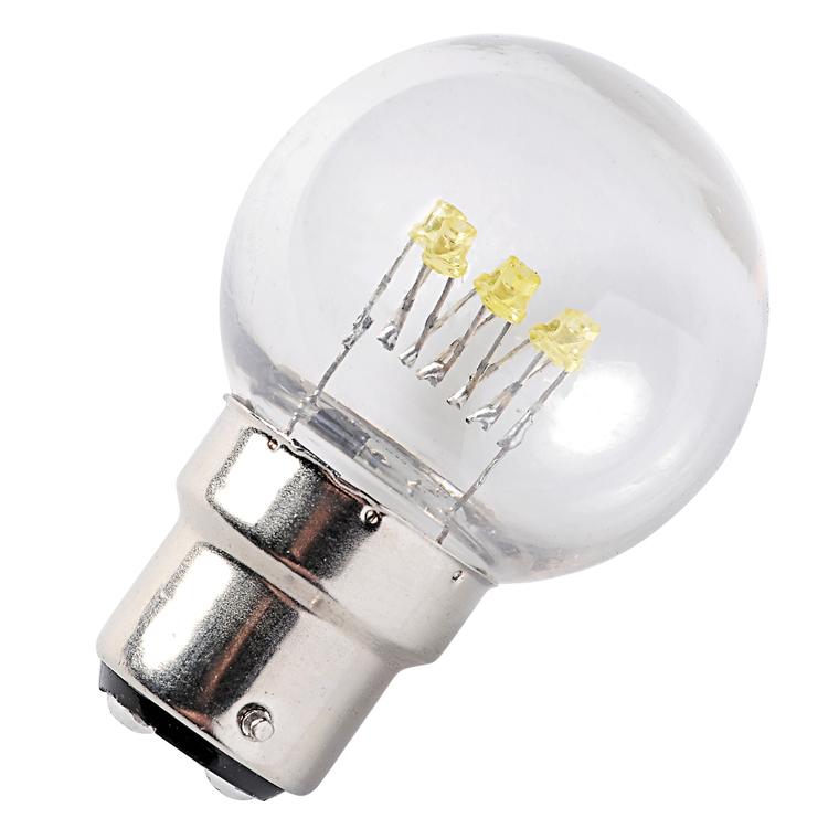 2 lampes led B22 171332