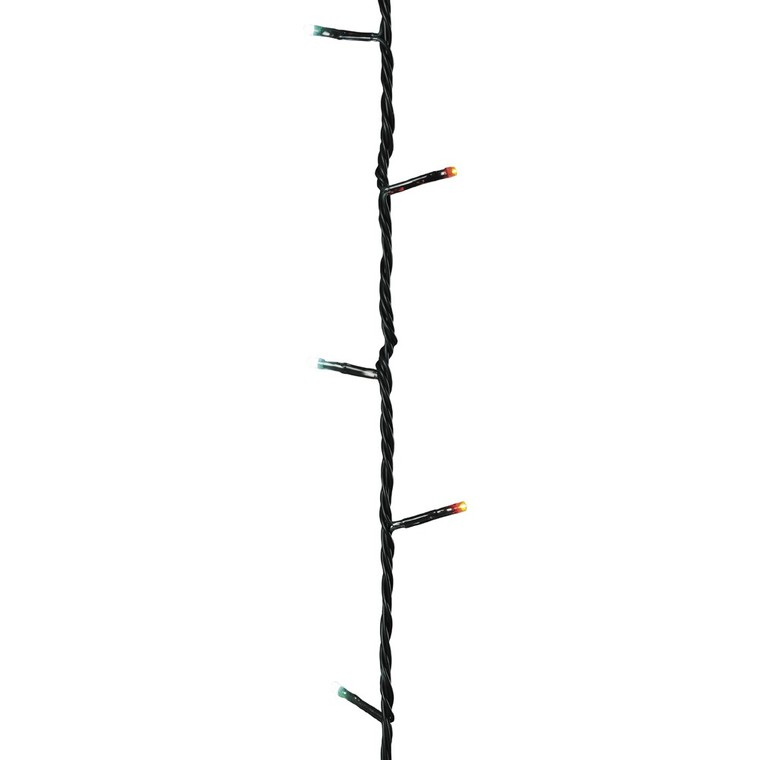 Guirlande Flicker lumineuse bicolore 8 mètres