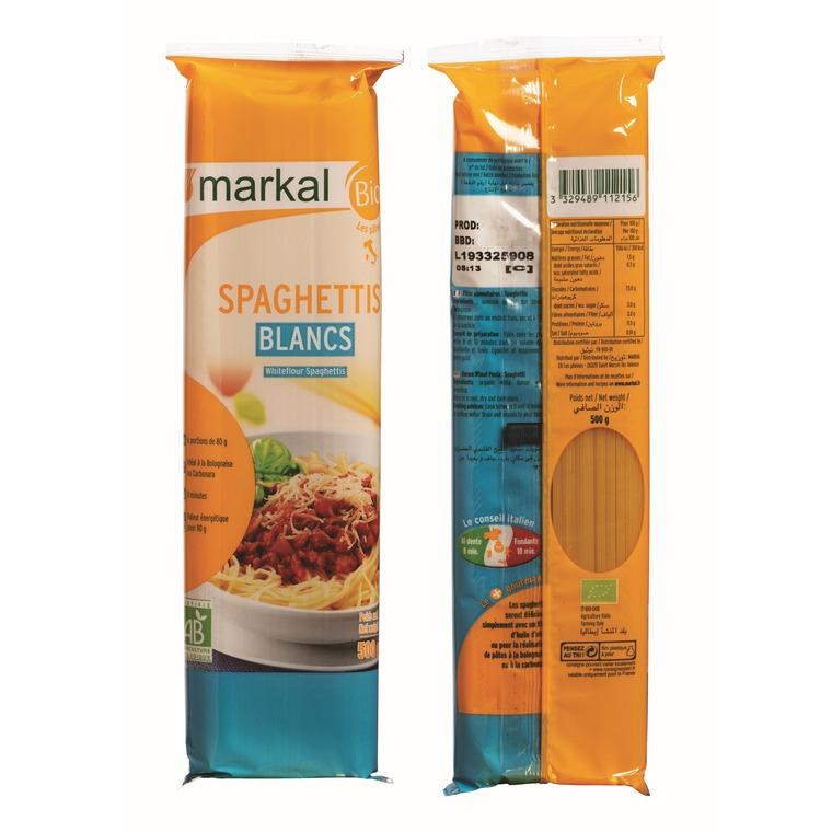 Spaghettis blancs 500 g 172789