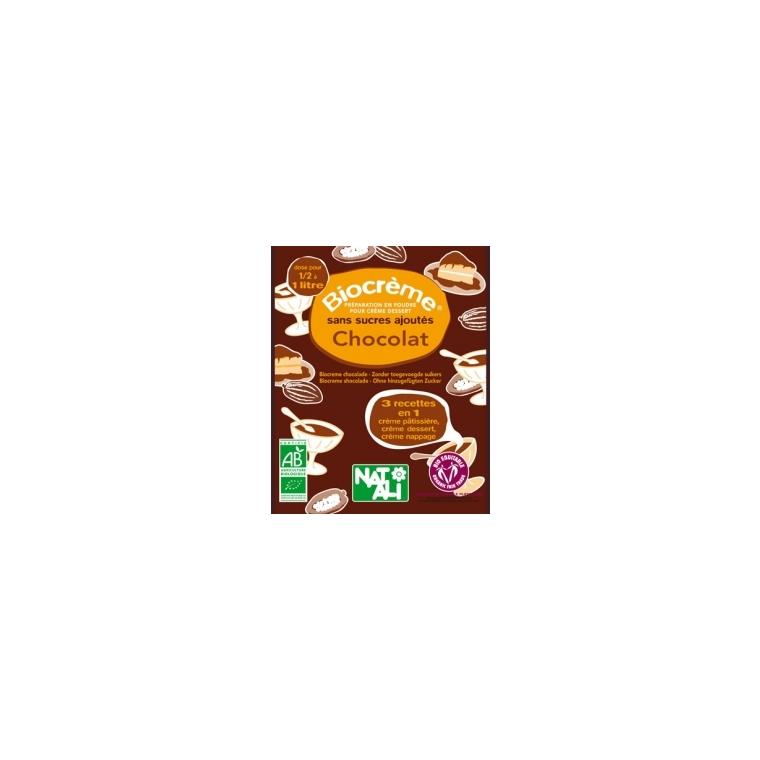 Biocrème au chocolat sachet 45g 173858