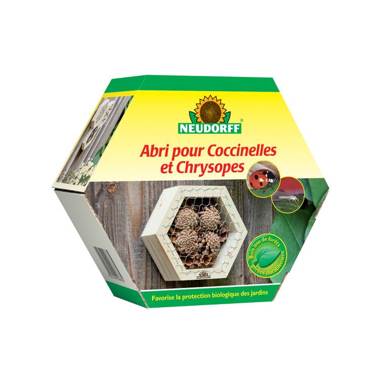 Abri pour coccinelles et chrysopes 175070