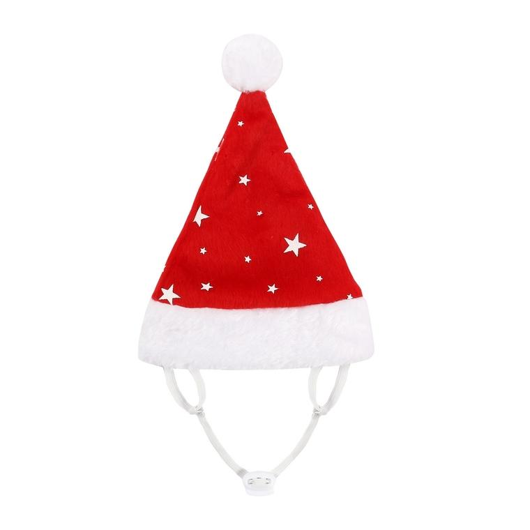 Bonnet de Noël pour chien et chat - taille XS 177794