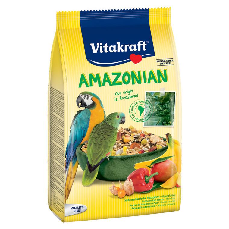 Mélange Perroquets Amazonian Vitakraft 750g 178497