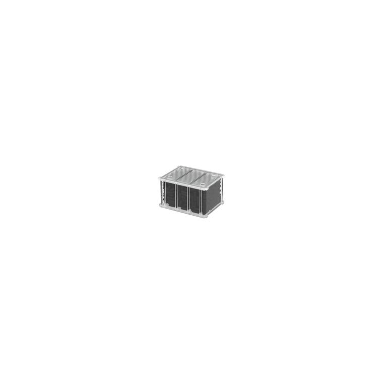 Easybox charbon actif XS 182728