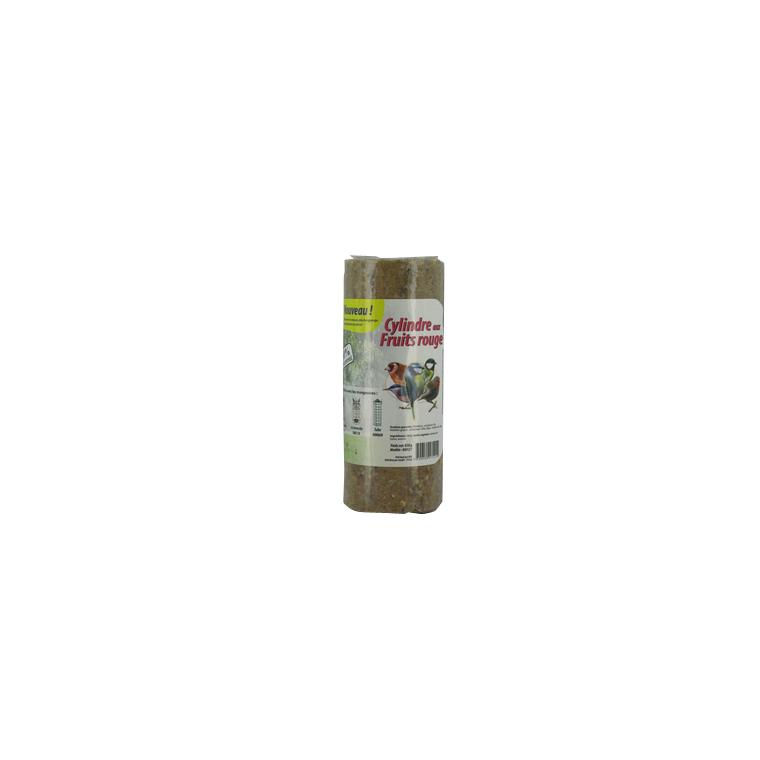 Cylindre de graisse pour oiseaux aux fruits rouges 183080