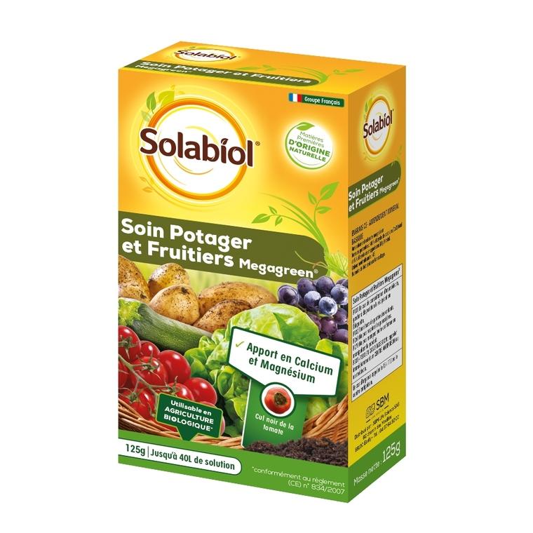 Soin Potager Fruitiers Megagreen®?125 g 5x8,8x15,5 cm 183303